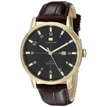 Relógio Tommy Hilfiger 1710329 Pulseira Couro Marrom