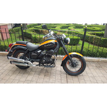 Chopper Black Devil 250 Cc Muy Comoda Y Facil De Manejar