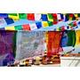 Banderas Tibetanas, Una Sonrisa Al Viento