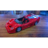 Ferrari F 50 Maisto Tal Ual Se Ve En Las Fotos A Escala