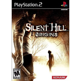 Patch Jogo Silent Hill Origins Play 2 Ps2 Playstation2 Ps 2