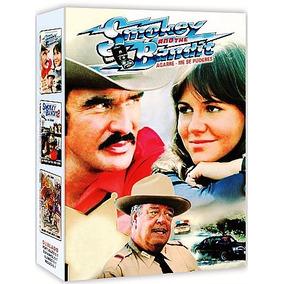 Coleção Smokey And The Bandit (agarra-me Se Puderes ) 3 Dvds