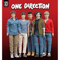 Muñecos Originales One Direction