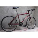Bicicleta Vinotinto. Barata.