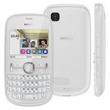 Celular Nokia Asha 201 Vivo Novo Nacional!nf+fone+2gb+garant