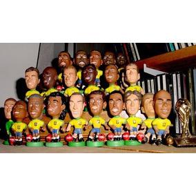 Mini Craques Coca Cola Copa Do Mundo 1998 - Tenho Vários!