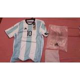 Camisa Da Seleção Argentina Copa America 2016 Versão Jogador