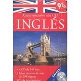Curso Intensivo Con Cd Inglés; Varios Autores