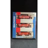 Llm - Set 3 Vagones Tolvas Norfolk - Walthers 932-34207 - H0