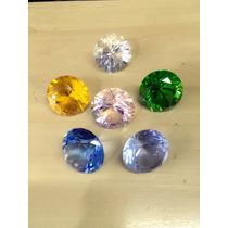 Diamante De Cristal De 3,5cm