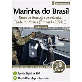 Apostila Soldado Fuzileiro Naval - Marinha Do Brasil