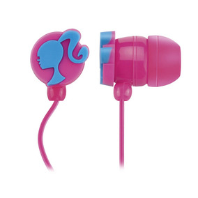 Fone De Ouvido Earphone Barbie Multilaser Plug Ph109