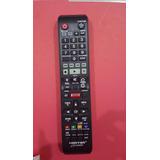 Control Teatro En Casa Samsung Boton De Netflix Ht-h4530r/zx