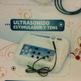 Equipo De Ultrasonido, Estimulador Y Tens - Fisioterapia !!!