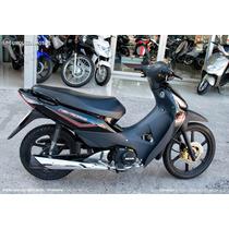 Moto Usada Ciclomotor Brava Nevada 300km 2015 Negro