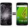 Modulo Display Touch Motorola Moto X Play Pantalla Con Marco
