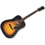 Guitarra Epiphone Dr100 + Funda De Regalo!!!