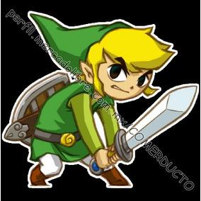 Playera Zelda Wind Waker Link Mod3