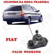 Cilindro Roda Traseira Fiat Palio Weekend Após 97/...