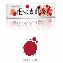 Alfaparf Coloração Em Creme Revolution De 90ml Deep Red