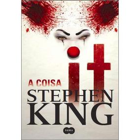 Livro A Coisa It Best Seller Stephen King Novo Promoção