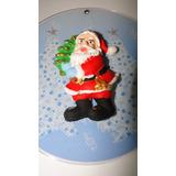 Papai Noel De Biscuit - Enfeite De Natal
