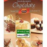 Libro Cur. Alta Reposteria Con Chocolate , Torta Decoracion