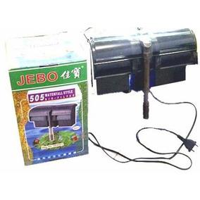 Filtro Externo Jebo 505