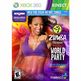 Jogo Zumba Fitness - World Party (lacrado) Xbox 360