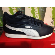 Tenis Casuales Turin Puma 100% Originales De Hombre