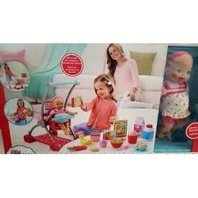 Little Mommy Carrito De Compras Fisher Pice