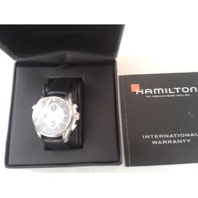 Reloj Hamilton Rattrapante H326190 Edición Limitada Suizo