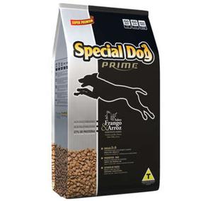 Ração Special Dog Super Premium Frango Arroz Adulto 25kg