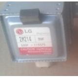 Magnetron 2m214/39 Para Microondas Lg Frete Grátis