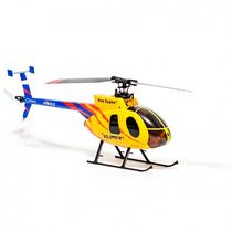 Helicóptero 4 Canais Solo Pro 127 Elétrico C/ Rotor De Cauda