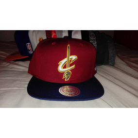 Gorra Snapback Mitchell And Ness Cleveland Cavaliers