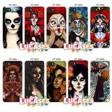 Capinha 3d Caveiras Mexicanas Iphone 4/4s/5/5s/5c/6/6 Plus