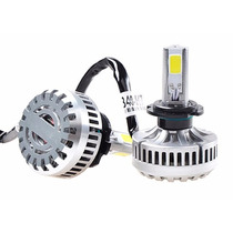 Lampada Farol Led Moto Bi Xenon 8000k / 3000 Lumens + Brinde
