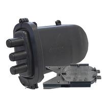 Mini Caixa De Emenda Para Óptica Fibra 12fo (aer/sub) Ceo