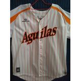 Camisa Blanca- Talla Xl- Las Aguilas Del Zulia