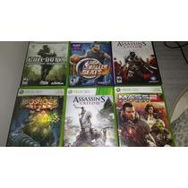 Games Xbox 360 Originais Semi Novos 50 A Unidade
