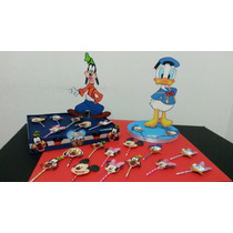 Centro De Mesa,chupetero,decoracion La Casa De Mickey Mouse