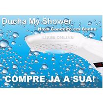 Ducha Eletrônica My Shower Microc. 7500w Led´s Exatron 220v