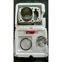 Kit Cilindro Pistão E Anéis De Titan 150 Para 190 Cilindrada