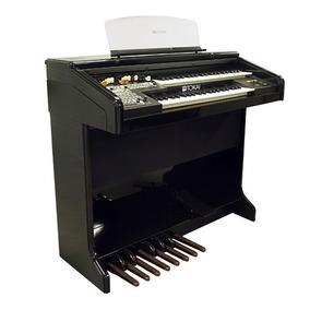 Órgão Eletrônico Tokai - Md10 Ii Preto Alto Brilho
