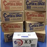 Alfajor Capitan Del Espacio X36 Simples