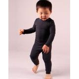 Camis Térmica+calça Térmica+luva+touca+meia Bebe Criança