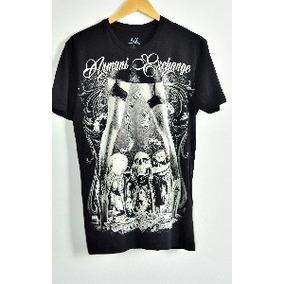 79ea26037ba Armani Exchange Ax Camiseta Masculina Frete Grátis Oferta