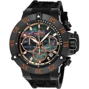 Invicta Hombre 22921 Subaqua Reloj Acero Inoxidable Negro
