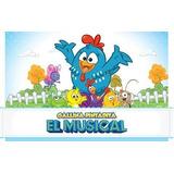 Entradas Gallina Pintadita Show Musical Infantil En Capital